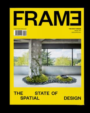Frame 洋雑誌(年間契約)