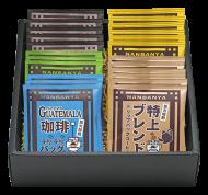 [ギフト50] コーヒーバッグ&ドリップパック 5種アソート 24枚入り ギフトセット <本州送料378円>