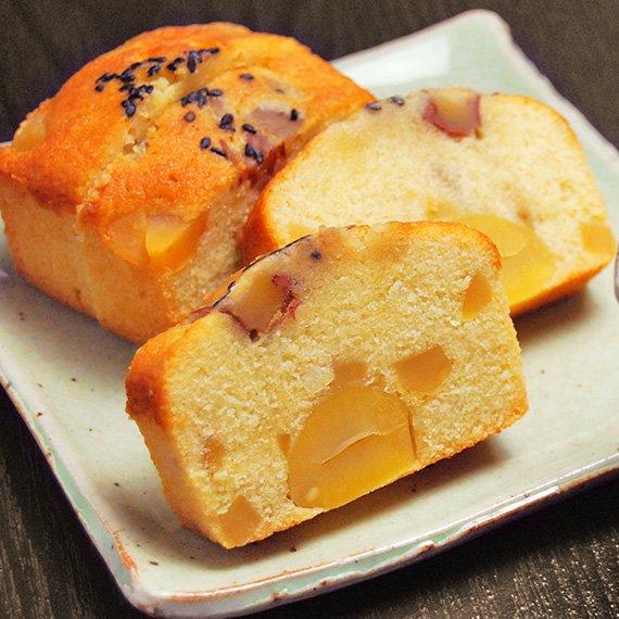 南蛮屋 焼き菓子工房『ほっこり栗のパウンドケーキ』