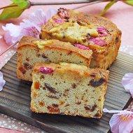 南蛮屋 焼き菓子工房『春うらら、桜のパウンドケーキ 2017』