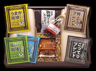 [ギフト39] 南蛮屋 焼き菓子工房の手作りお菓子&コーヒーのギフトセット <本州送料無料>