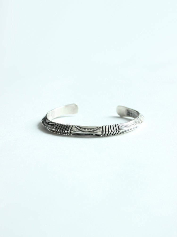 Indian Jewelry | インディアンジュエリー Navajo Bangle [Kevin Ramone]