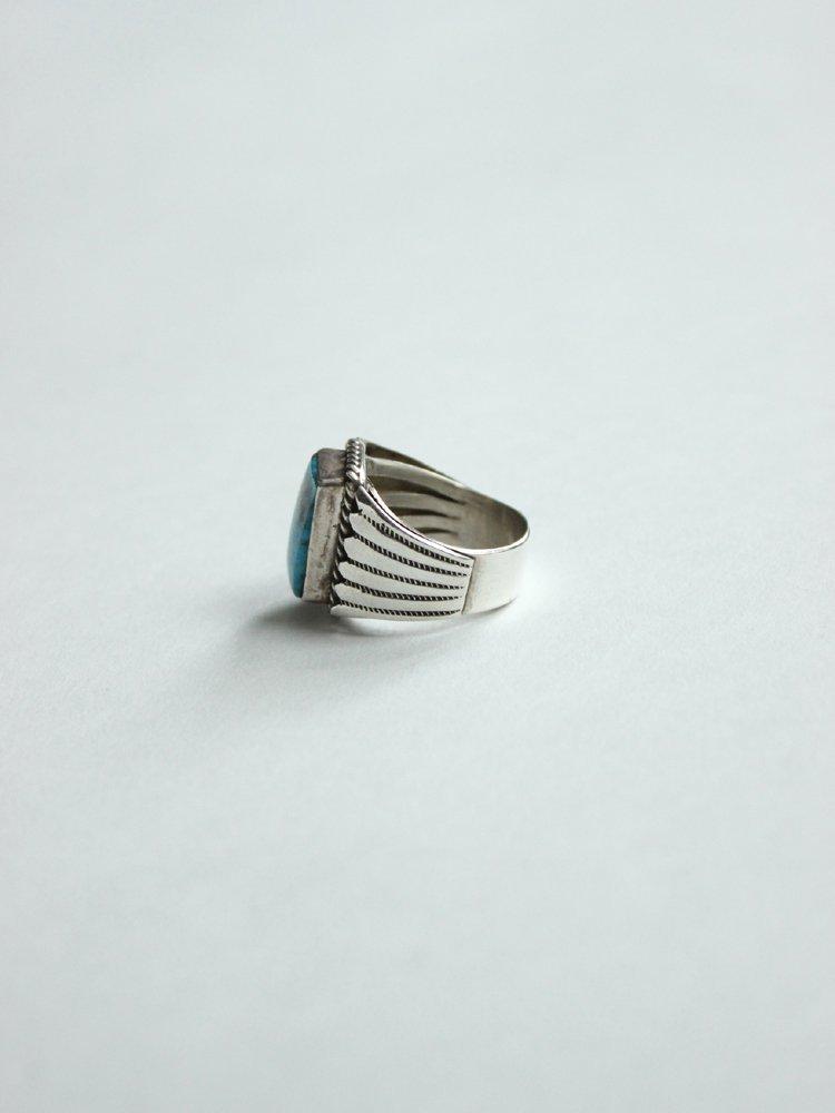 Indian Jewelry | インディアンジュエリー Navajo Ring [Cecil Atencio]