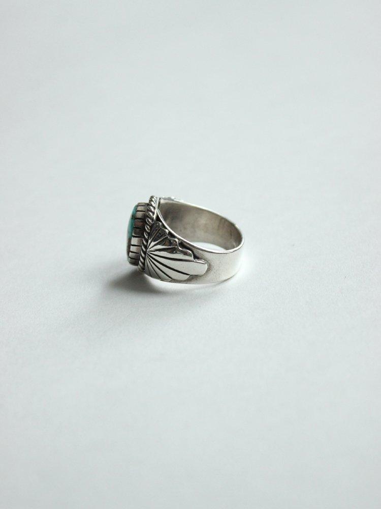 Indian Jewelry | インディアンジュエリー Navajo Ring [Delbert Vandever]