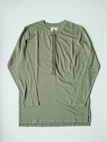 HAIGHT HENLEY #OLIVE