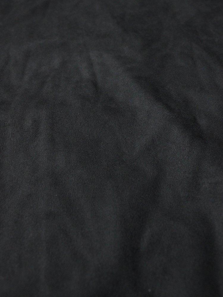 Nasngwam.   ナスングワム LUCILLE PULLOVER #BLACK