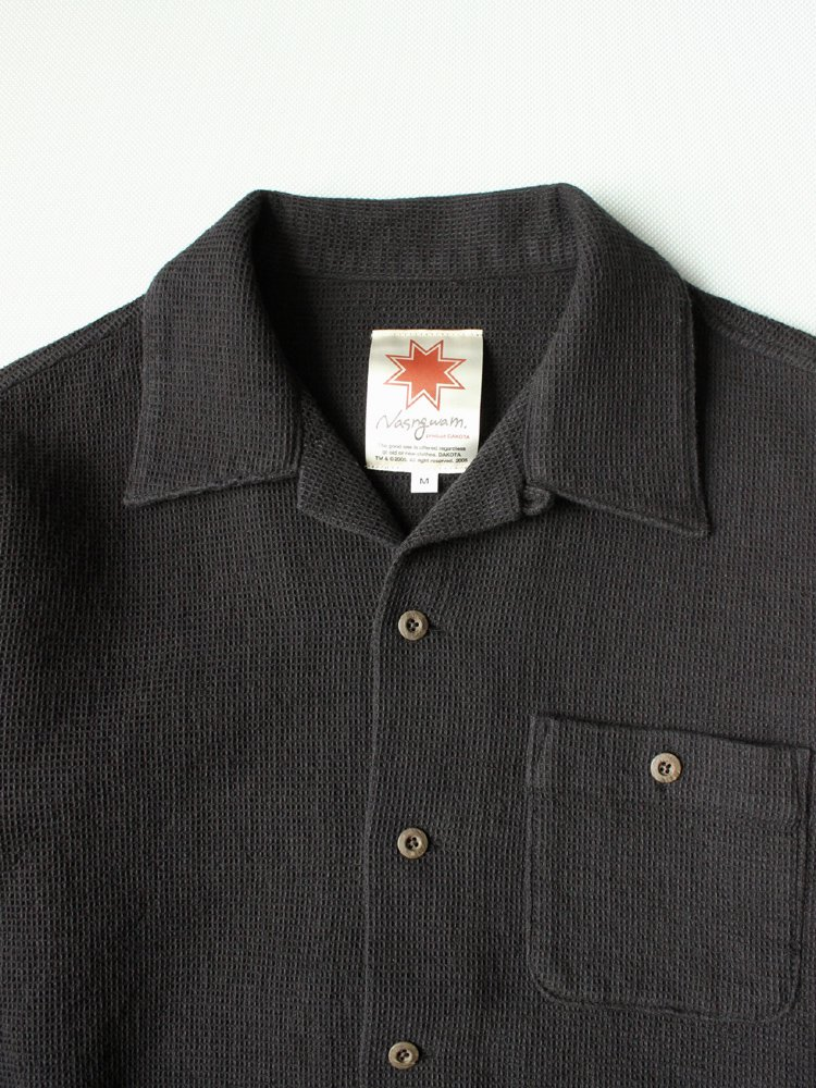 セール CARAPACE SHIRTS #BLACK
