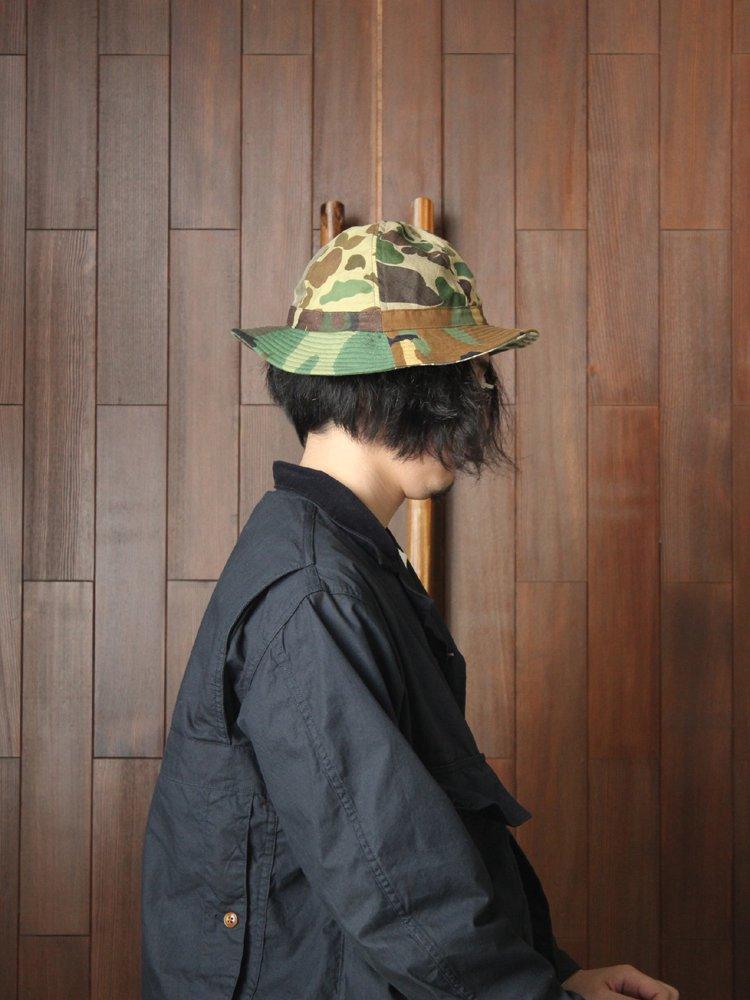 Yoused | ユーズド Camo Metro Hat #B