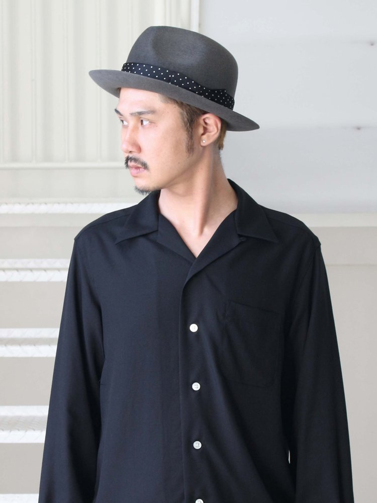 WACKO MARIA | ワコマリア HAT-01-LURIE-MAGA-DOTS  #GRAY