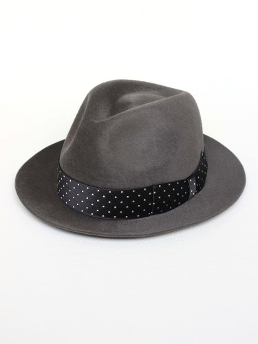 HAT-01-LURIE-MAGA-DOTS  #GRAY