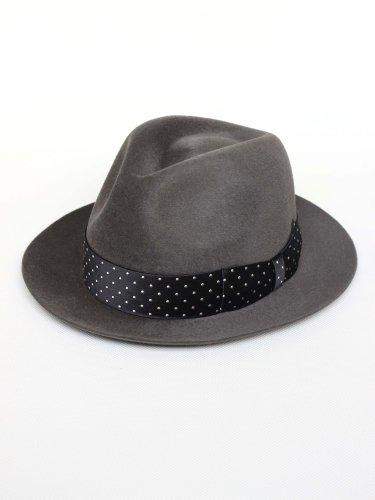 HAT-01-LURIE-MAGA-DOTS  #GRAY