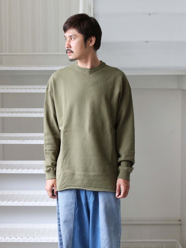 セール California Sweat #OLIVE