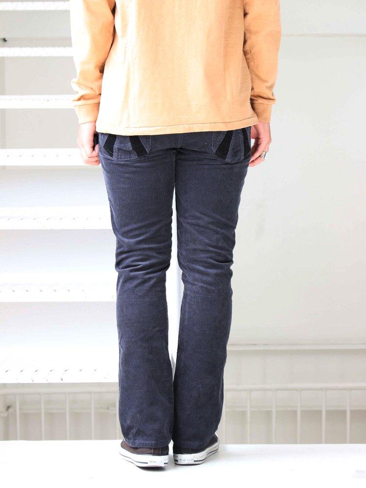 セール SUNRISE PANTS CORDUROY #CHARCOAL