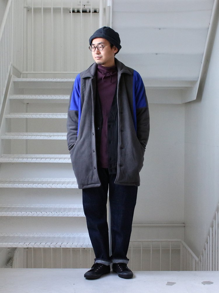 セール TORTOISE NECK L/S #PURPLE