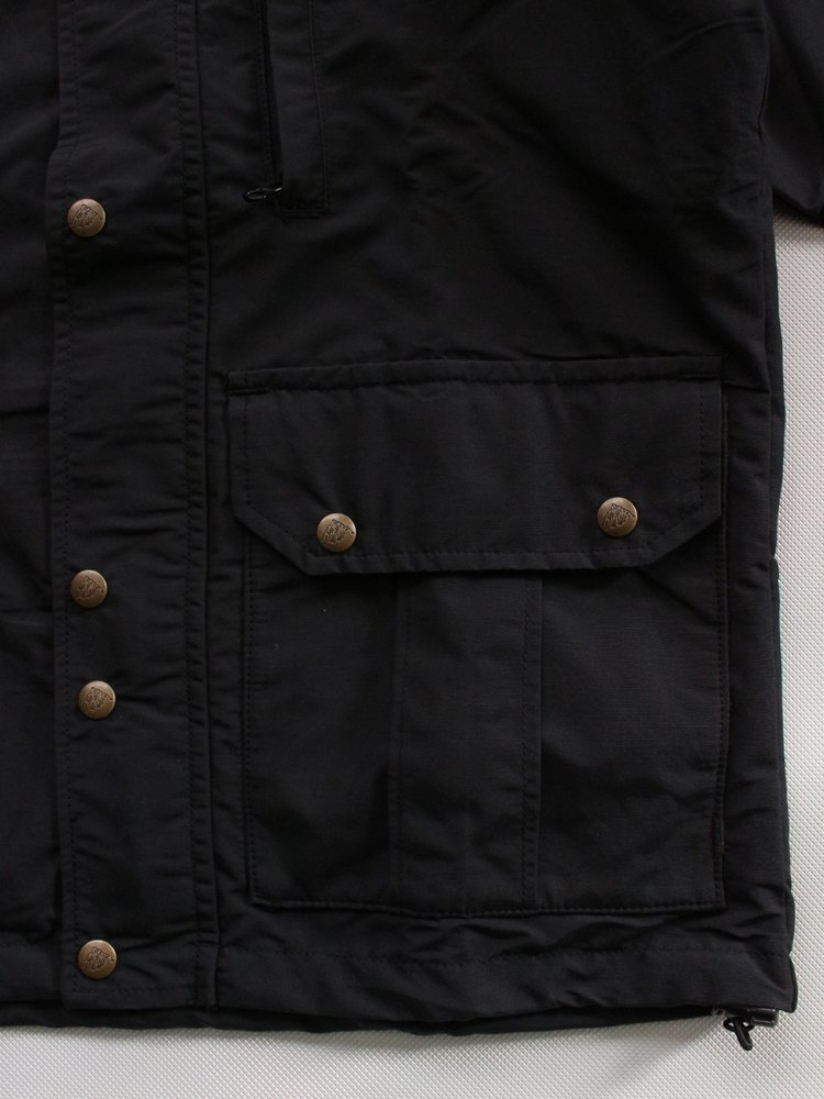 Mt RAINIER DESIGN | マウントレイニアデザイン ORIGINAL CAIRN PARKA #BLACK