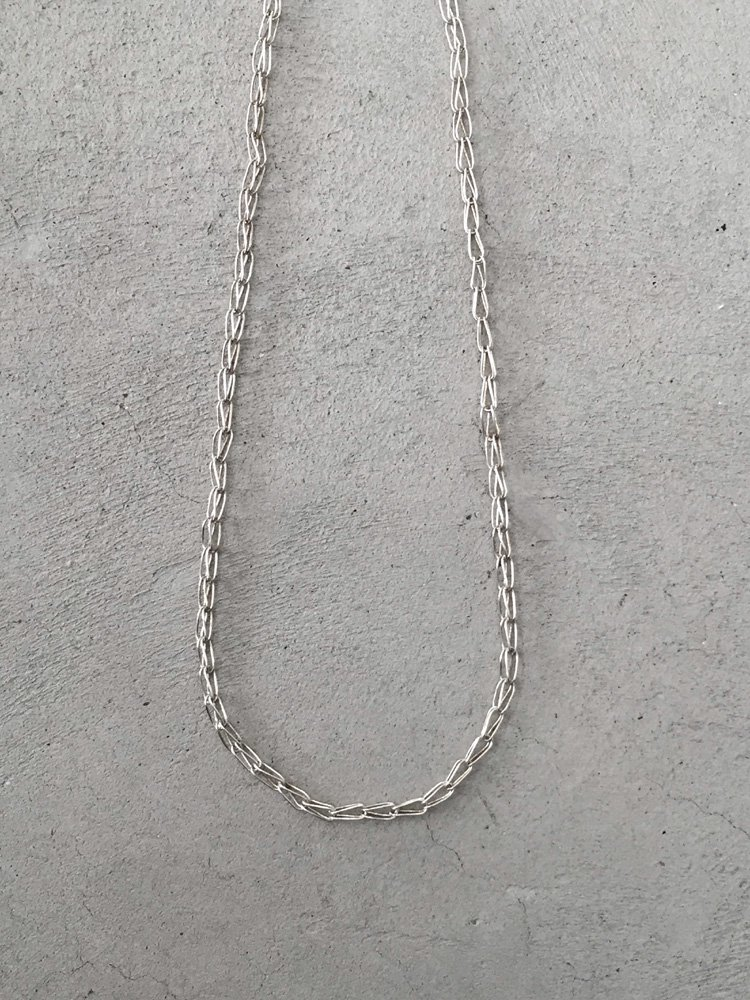 Indian Jewelry | インディアンジュエリー Navajo / CHAIN NECKLACE #SILVER
