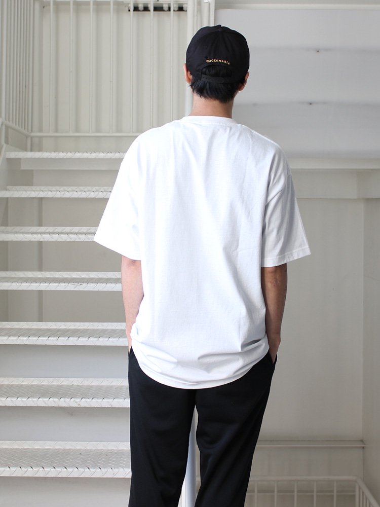 Evisen Skateboards | エヴィセンスケートボーズ CHARGE TEE #WHITE