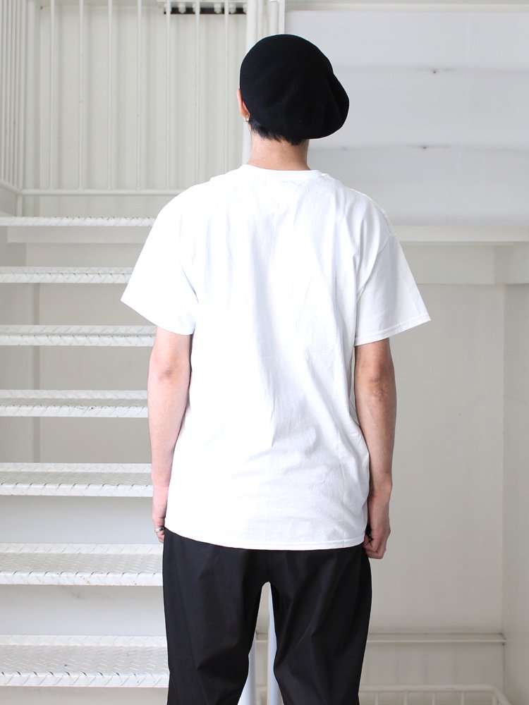 Dunno | ダノウ unstopable diser Tee #WHITE