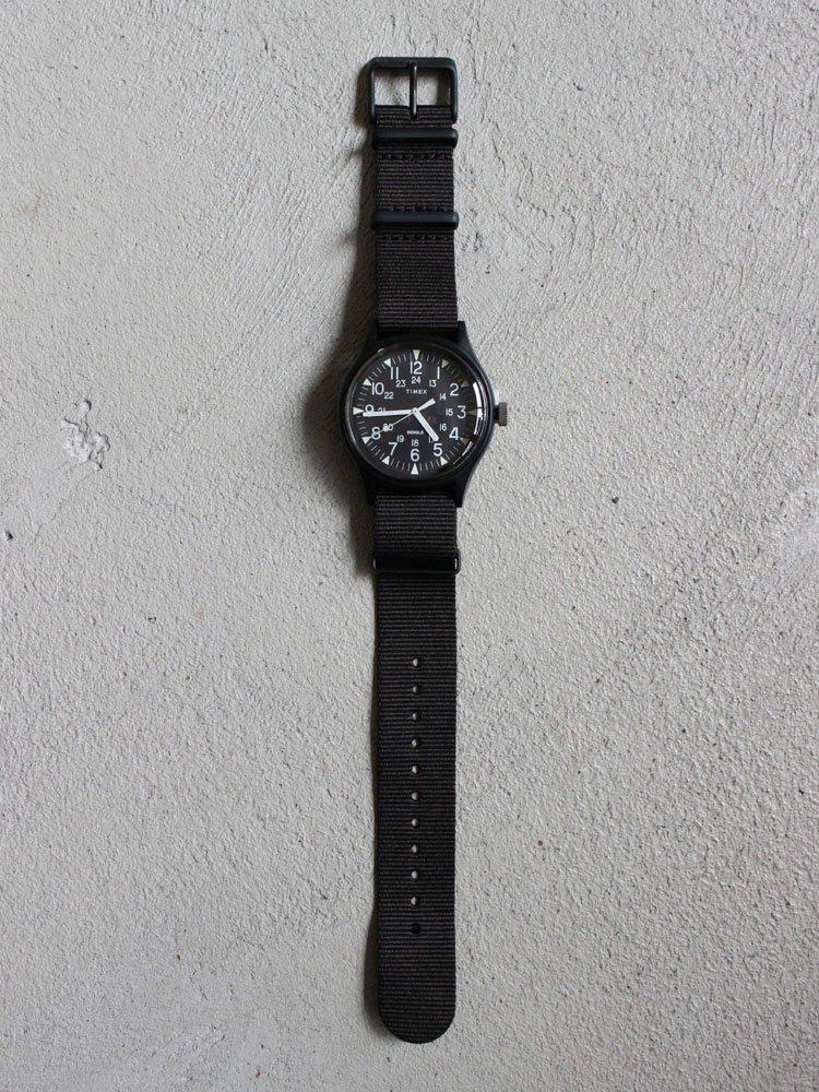 TIMEX|MK1 Aluminum #BLACK