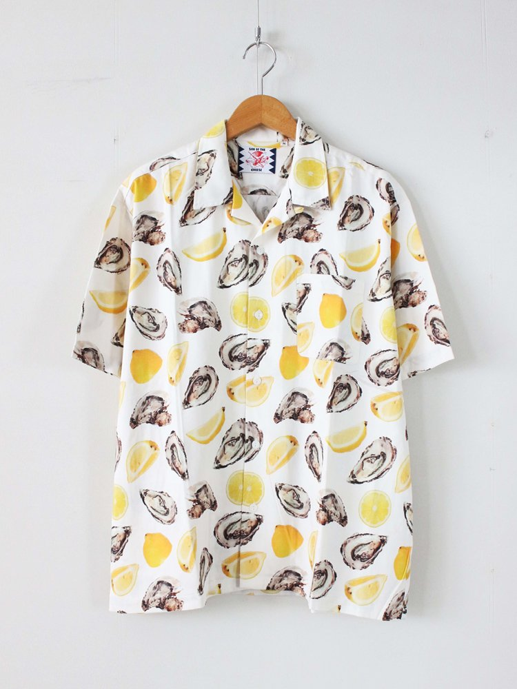 SON OF THE CHEESE|Oyster shirts #Oyster