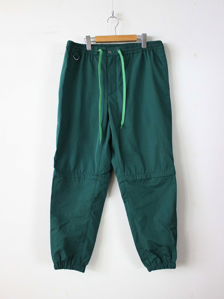 Evisen Skateboards TWO WAYS OUT TA BED PANTS #DEEP TURQUOISE