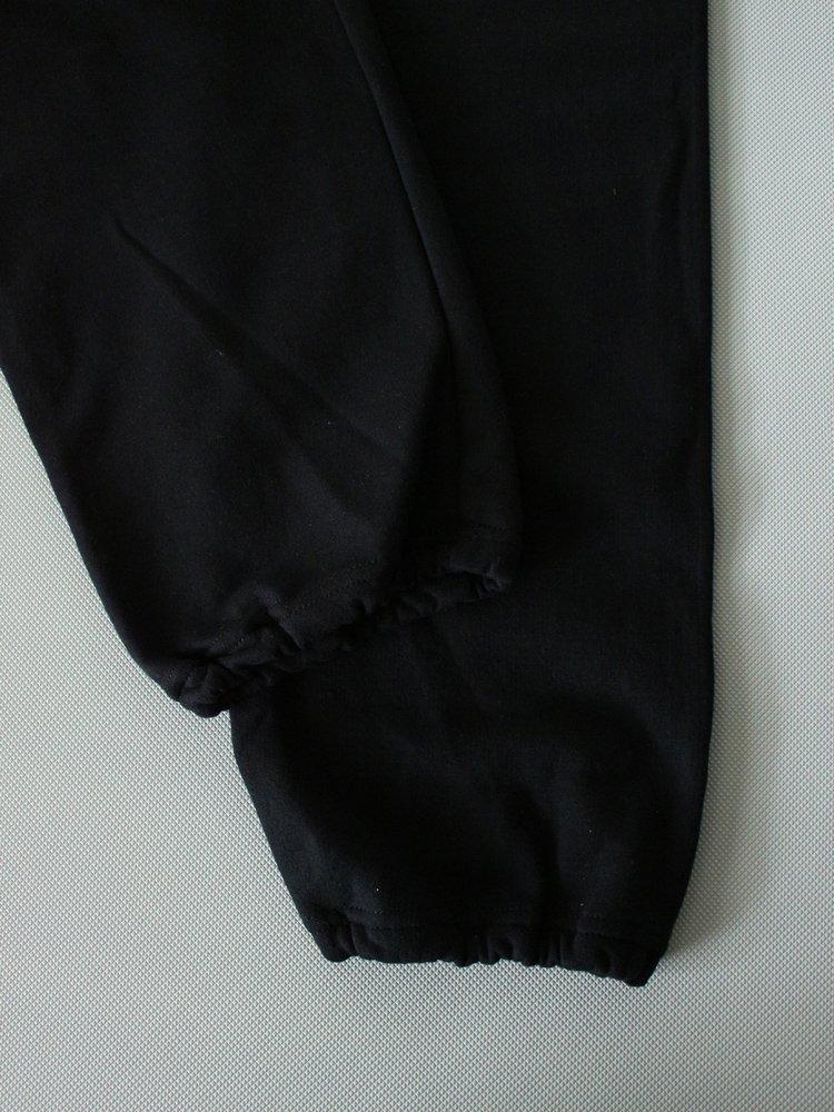 80'S LOGO PANTS #BLACK