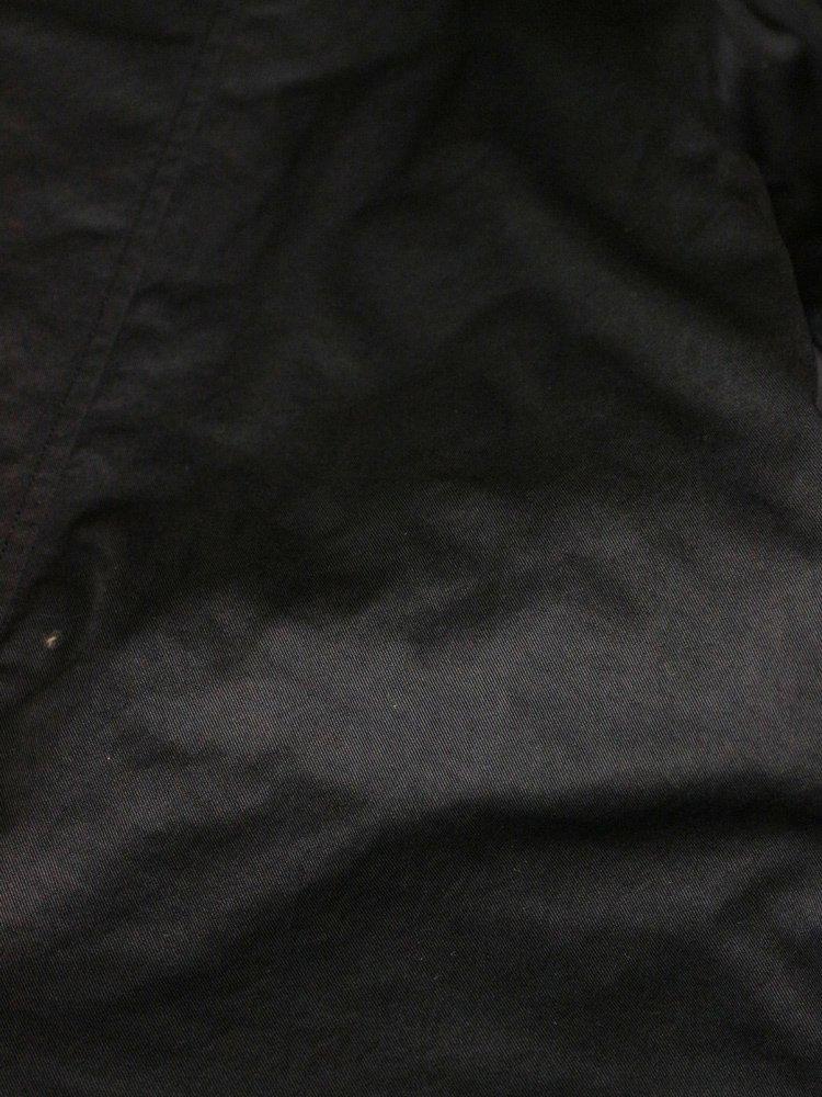 BALMACAAN COAT #BLACK