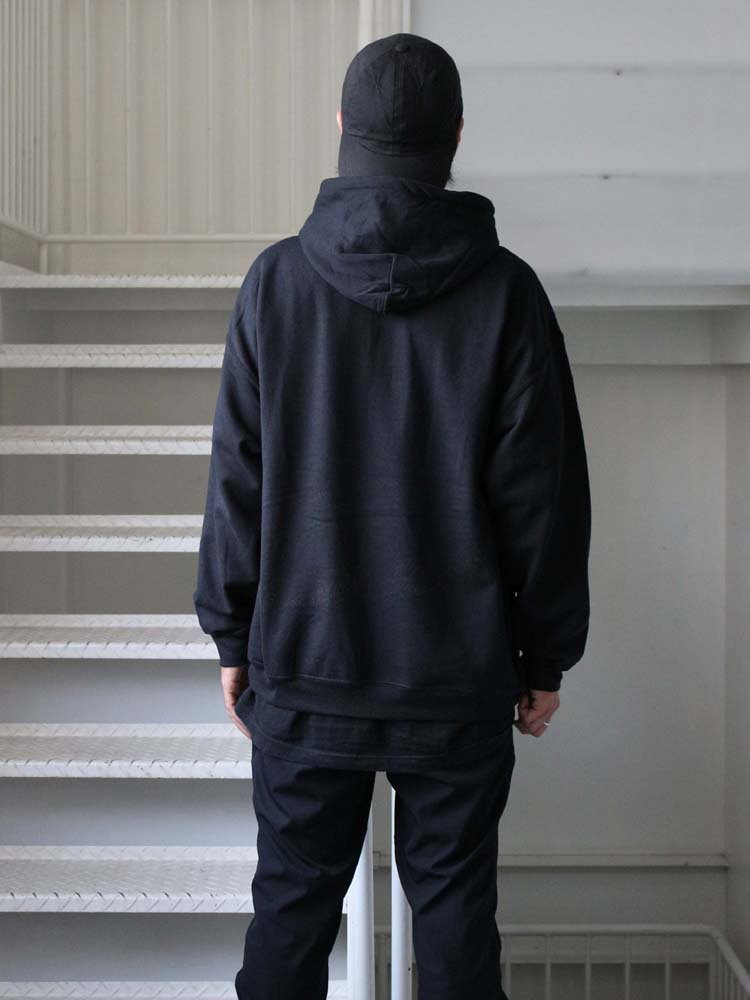 OUTDOOR PRODUCTS   L/S HOODIE #BLACK