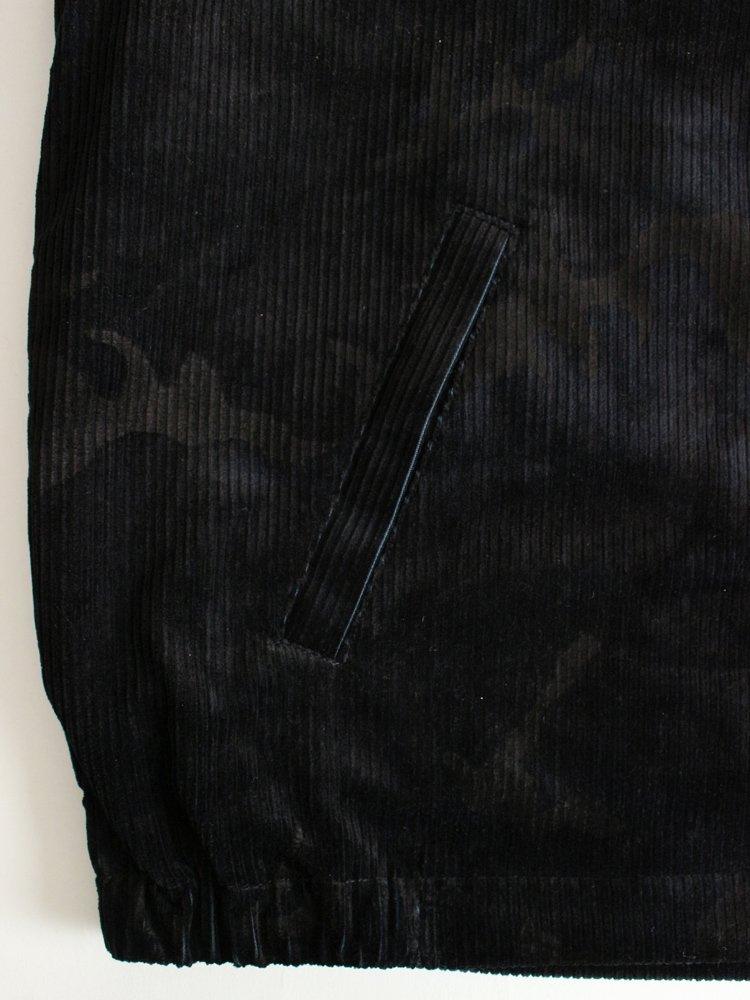CAMO JKT #BLACK