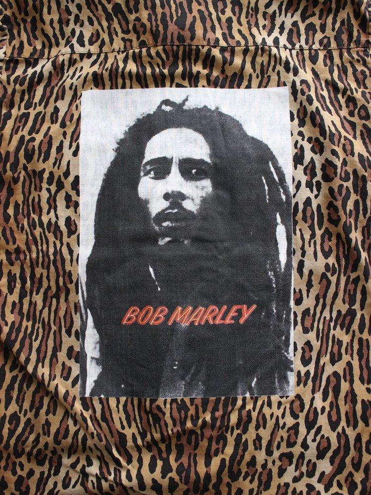 BOB MARLEY | LEOPARD FATIGUE JACKET (TYPE 2) #LEOPARD