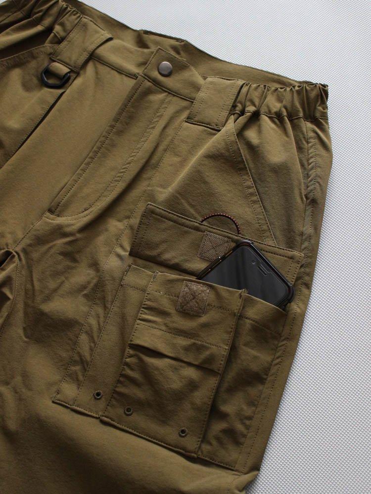CRAGGY PANTS #OLIVE [P1917303]