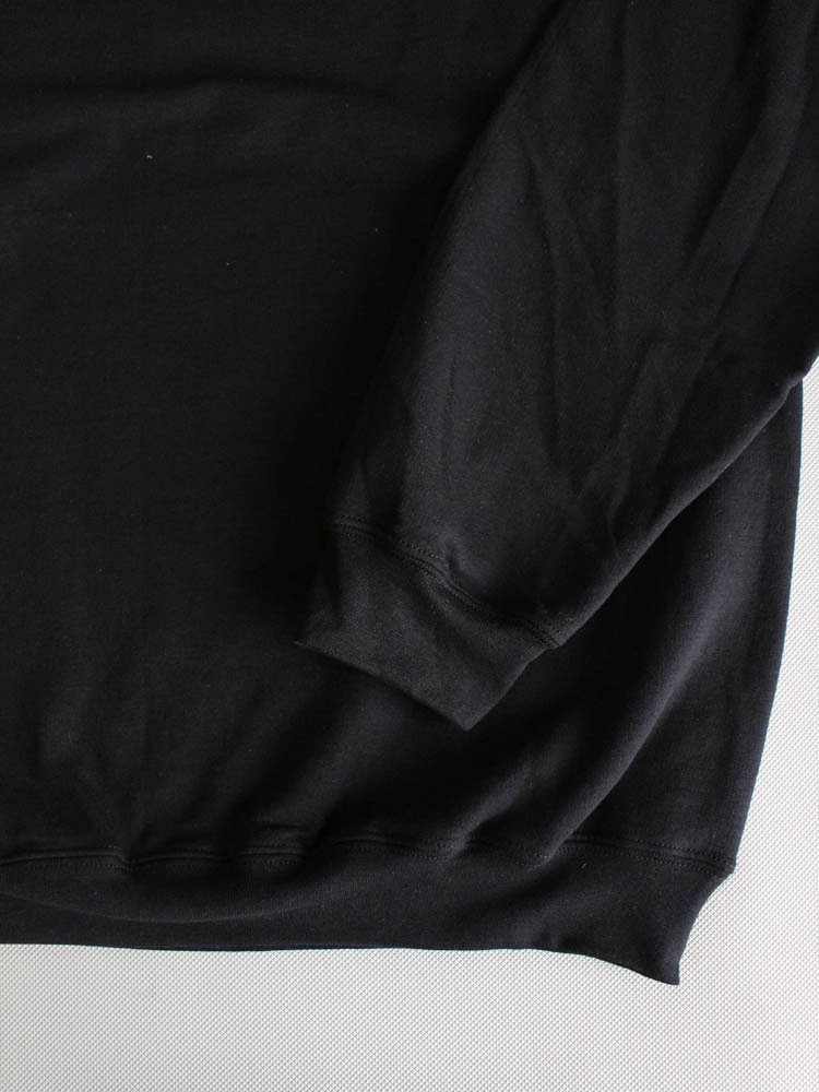 BOX LOGO SWEAT #BLACK [19SS-5th-FS-03]