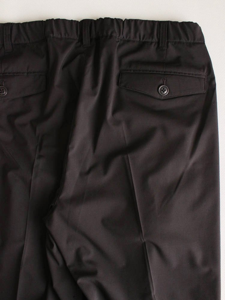 SLACKS PANTS #BLACK