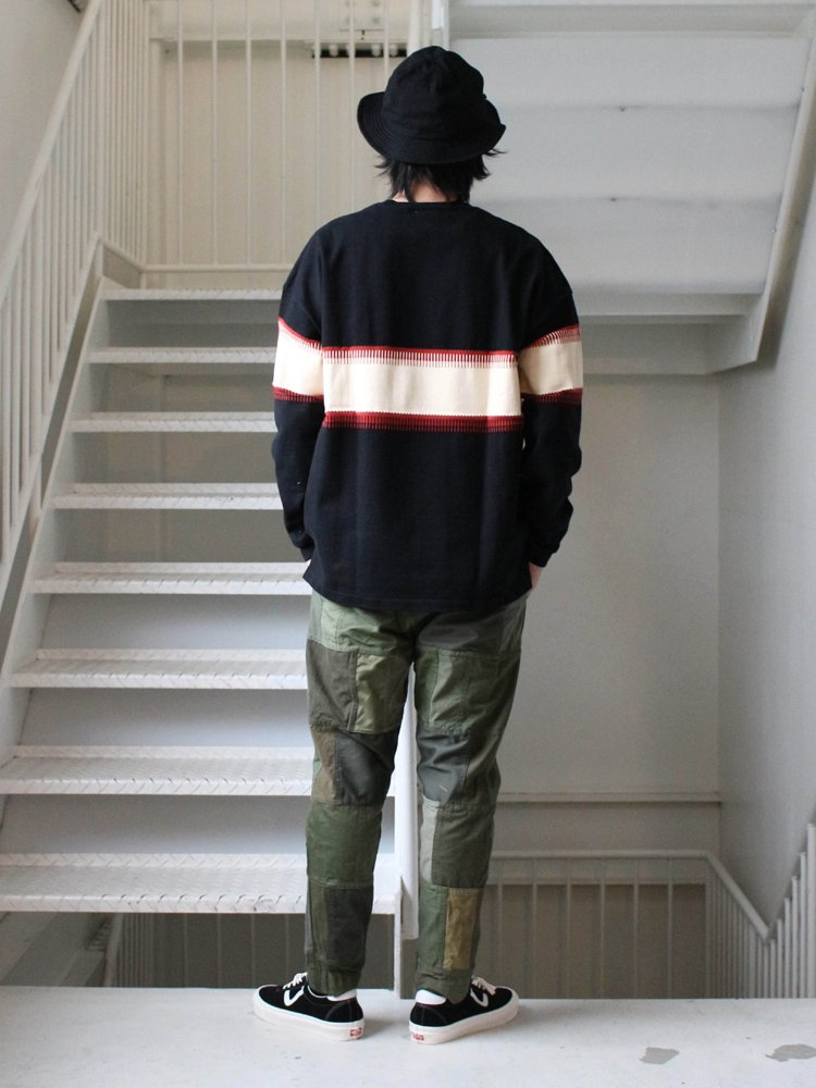 SKELTER PANTS ARMY #OLIVE [RP2918301]