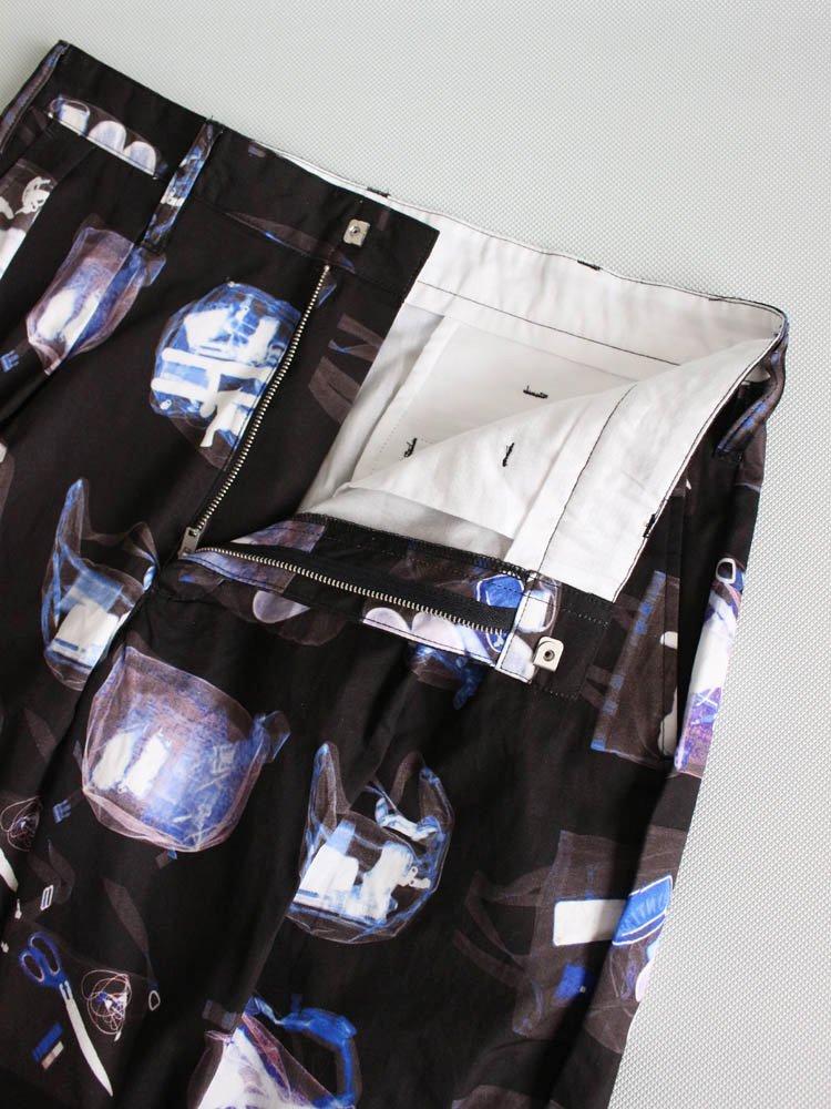 ILLEGAL PANTS #BLACK [19SS-FS-30]