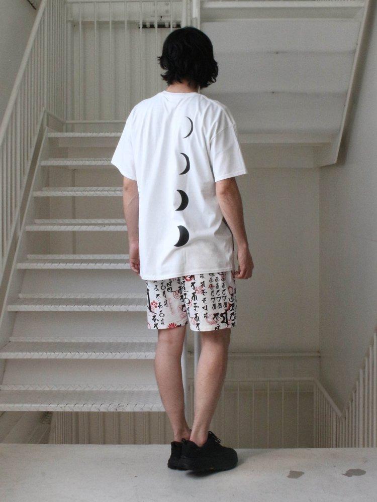 TIGER DEITY GEDAN-KASUM TEE #WHITE [19SS-FS-KANEKO-05]