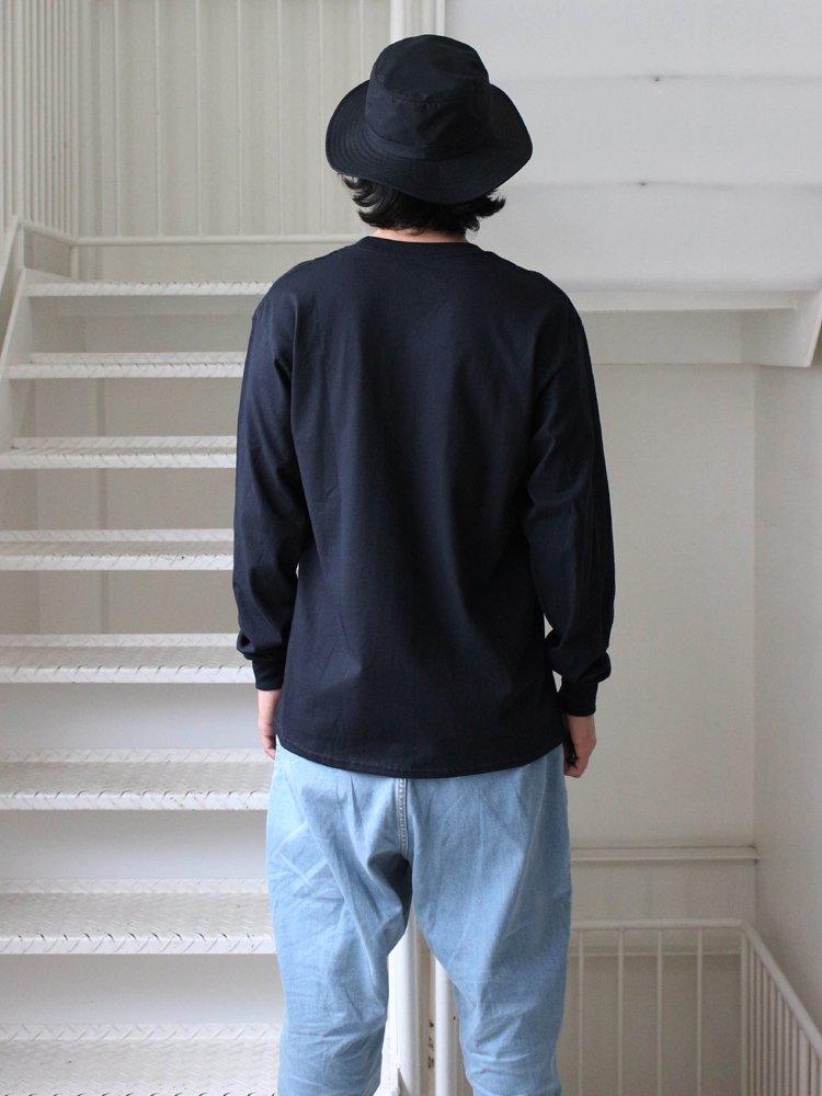 SUSHI COASTER LS #BLACK [EV19SPLST005]
