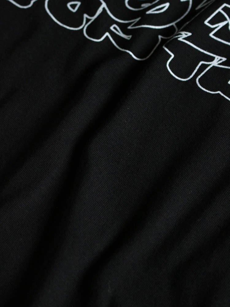 DELUXE | TEE #BLACK [DLX-EVI-TEE-01]