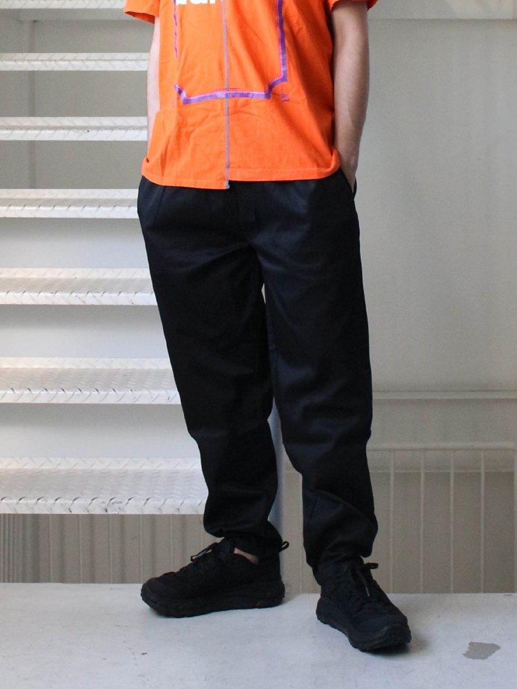 CHEF PANTS #BLACK [231-83830]