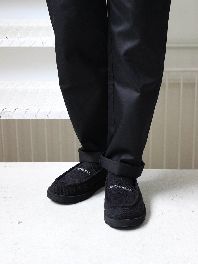 SUICOKE | DEEBO SHOES (TYPE 2) #BLACK [SUICOKE-WM-SH02]