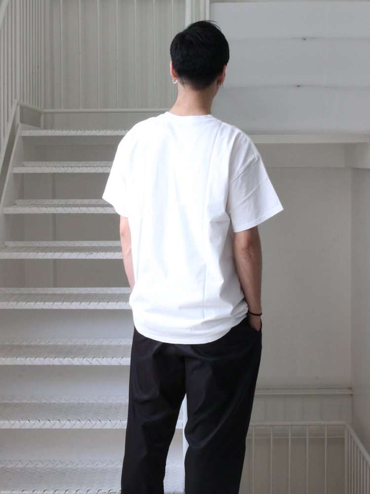 DEPENDENCE TEE #WHITE [19SS-SPOT-FS-06]