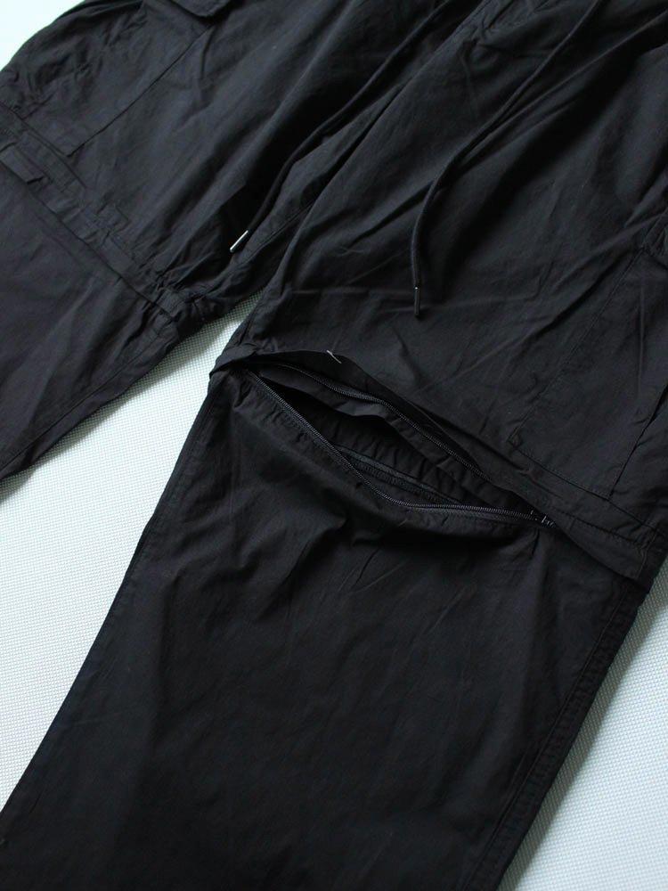 2WAY LIGHT PANTS #BLACK