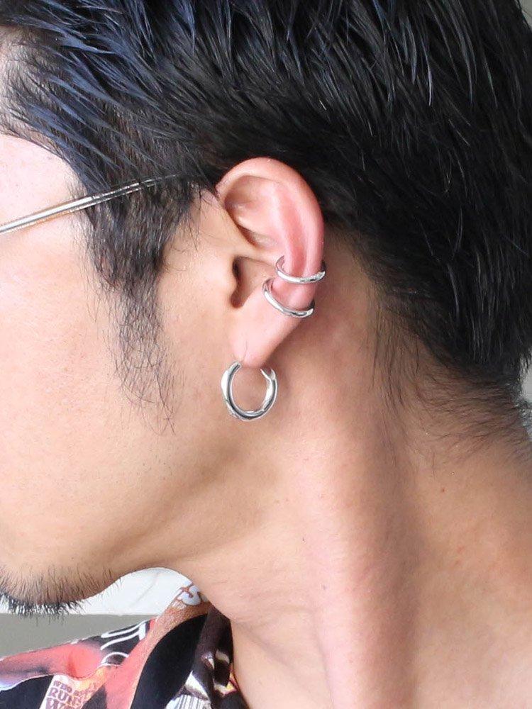 EAR CUFF 303 #WHITE [303]