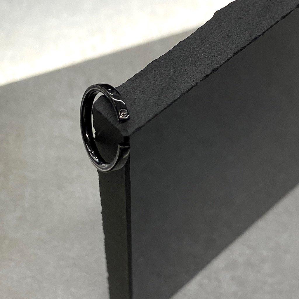EAR CUFF HEMI 103 #BLACK [103 HEMI]