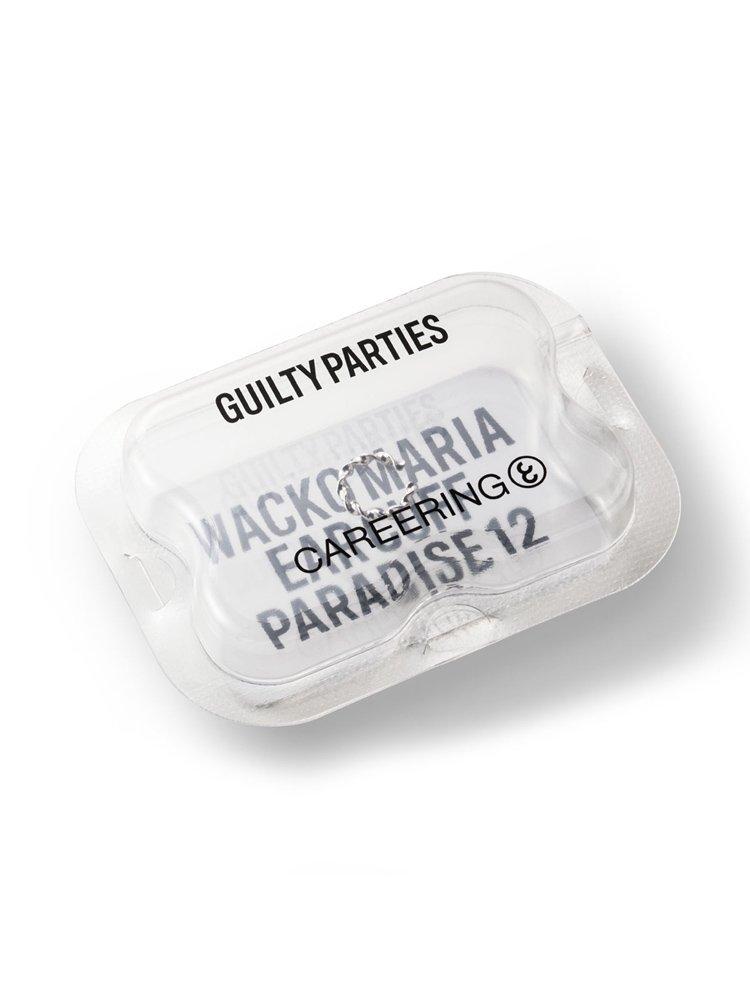 WACKO MARIA   PARADISE EAR CUFF 12 #WHITE [PARADISE EAR CUFF 12]