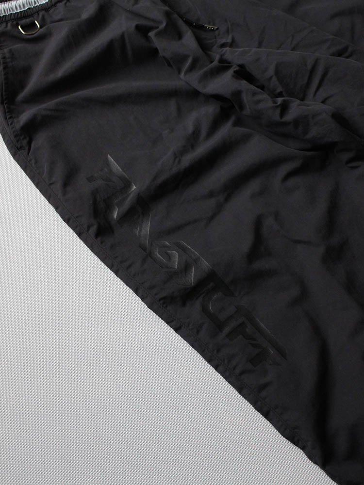 TRACK PATNS #BLACK/GRAY [19SS-FS-34]