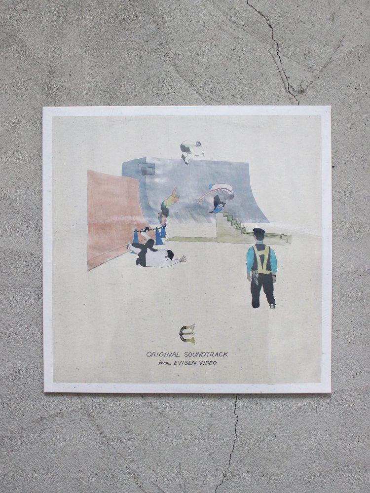 ORIGINAL SOUNDTRACK and TEE #WHITE [EV19ST003]
