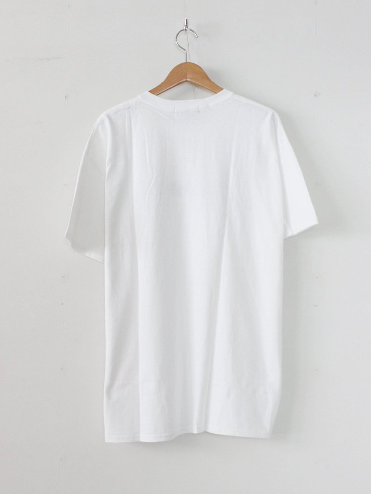 DELIVERY HELLS TEE #WHITE [19AW-DH-23]