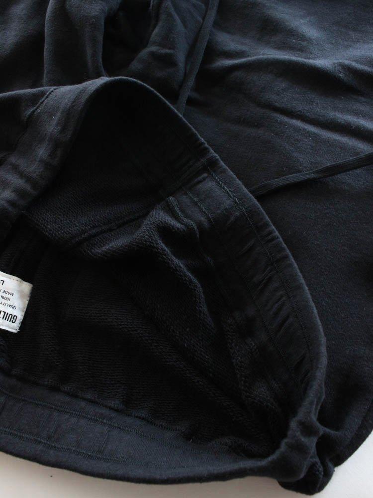 CROPPED SWEAT PANTS #BLACK [19FWE-WMC-SP02]