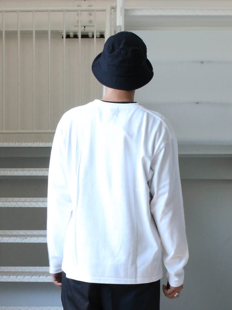 BUCKET HAT #BLACK [D-05]